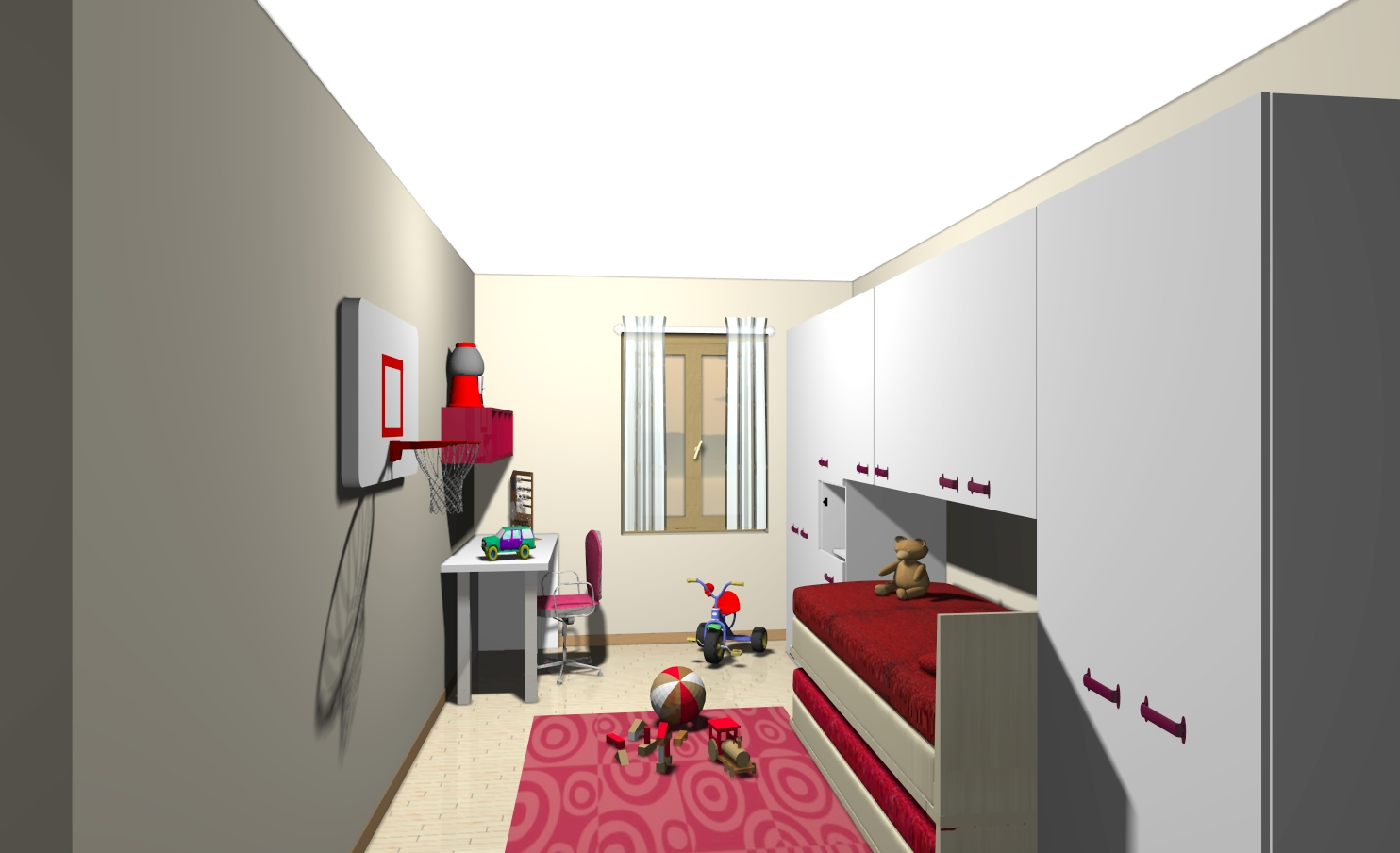 Veneta cucine non solo mobili - La casa della cameretta lissone ...